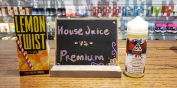 House Juices vs Premium Juices