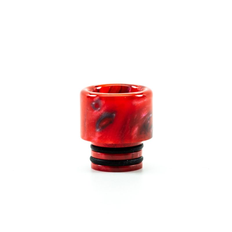 Epoxy Resin 510 Drip Tip Red