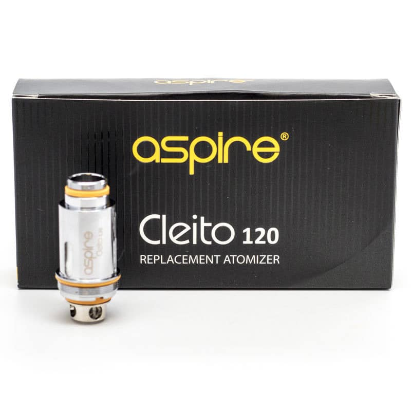 Aspire Cleito 120 Coils With Box