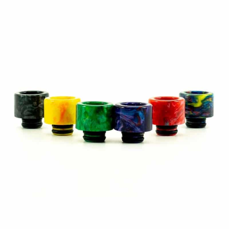Epoxy Resin 510 Drip Tips Color Selection