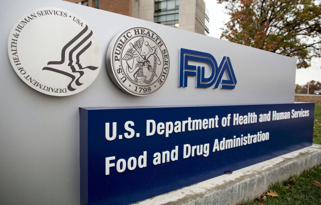 Image Of Fda Sign