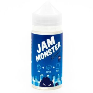 Jam Monster 100ml Blueberry
