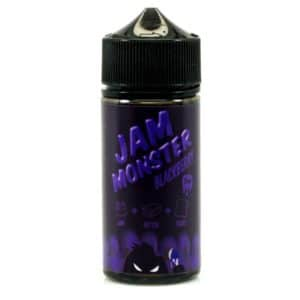 Jam Monster Blackberry 100ml Chubby Gorilla