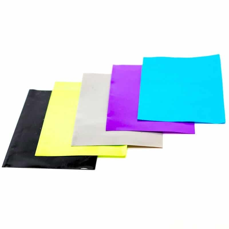 Pair Of 26650 Battery Wraps Color Selection