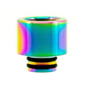 Rainbow Stainless Steel 510 Drip Tip