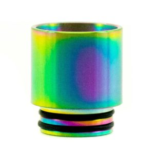 Rainbow Stainless Steel 810 Drip Tip