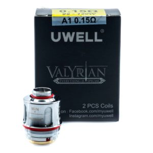 Uwell Valyrian Coil With Package