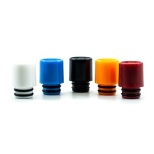 510 Acrylic Drip Tip Group Fixed