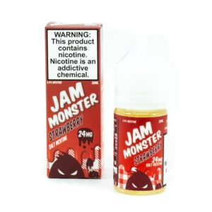 Jam Monster Strawberry 24mg 30ml Fixed