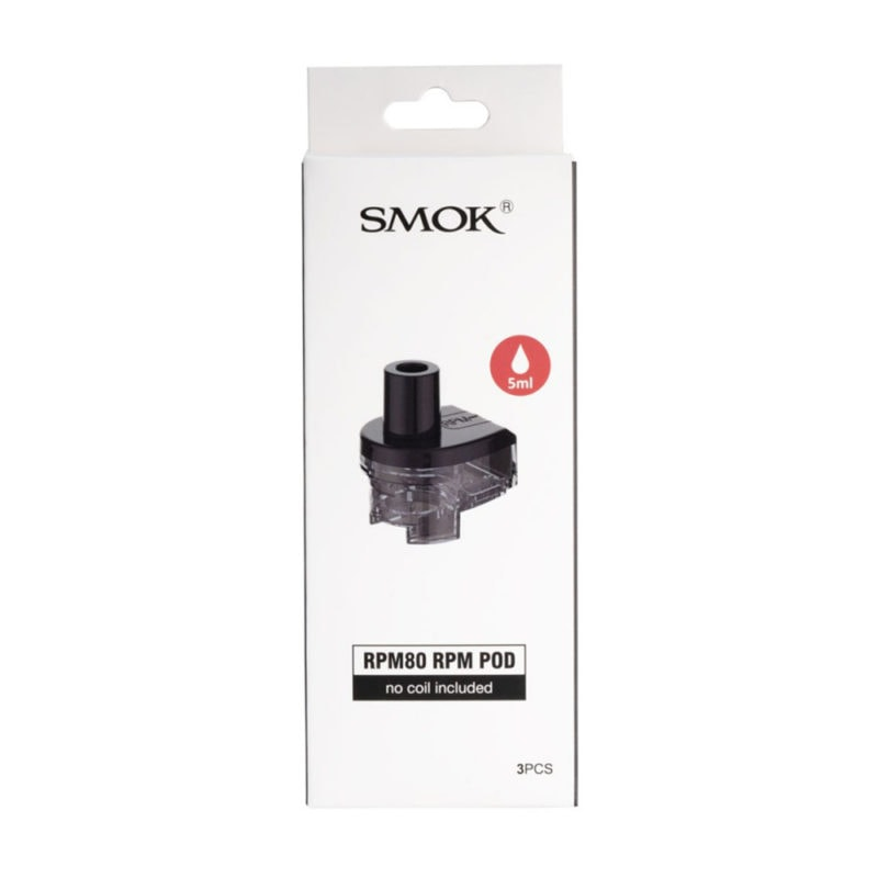 Smok Rpm Replacement Pods 3 Pack