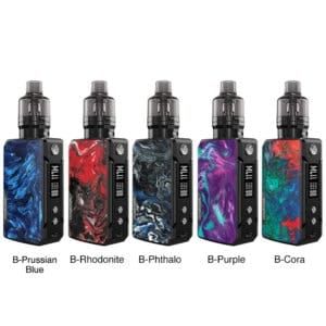 Voopoo Drag Mini Group And Colors