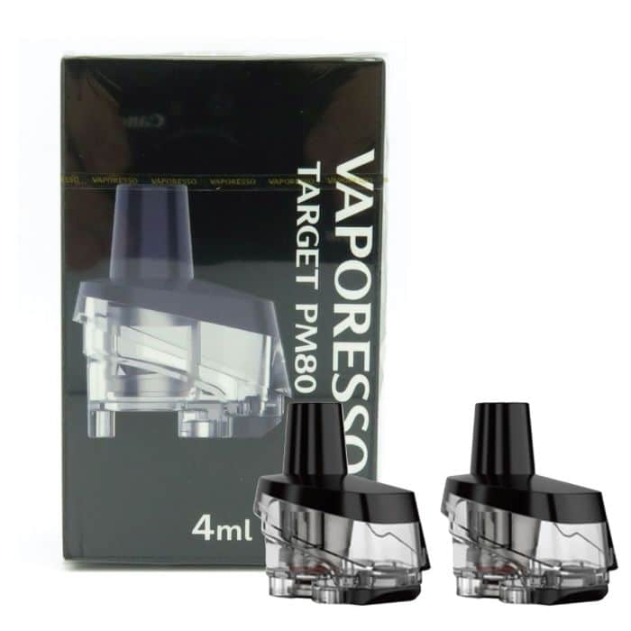 Vaporesso Pm80 Replacement Cartridges 2 Pack 1